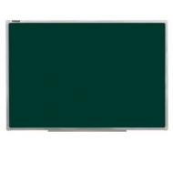 Доска для мела магнитная (90х120 см), Зеленая, Brauberg, 231706