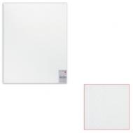 Картон белый грунтованный для живописи, 40х50 см, двусторонний, толщина 2 мм, акриловый грунт, упаковка 5 листов