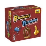 Игра настольная детская карточная Ранние пташки, в коробке, Звезда, 8719