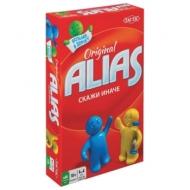 Игра настольная Alias СКАЖИ ИНАЧЕ, компактная версия, TACTIC, 53368