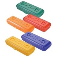 Пенал Стамм Премиум, пластиковый, непрозрачный, цвет , ПН14