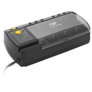 Зарядное устройство GP PB320, для 4-х Аккумуляторов AA, AAA, С, D или 2-х Аккумуляторов Крона, PB320GS-2CR1
