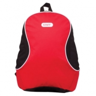 Рюкзак Staff Флэш, красный, 12 литров, 40х30х16 см, 226372