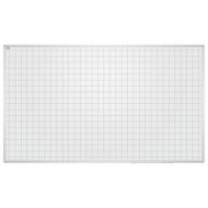 Доска магнитно-маркерная 60x90 см, Клетка, алюминиевая рамка, OFFICE, 2х3 (Польша), TSQ96