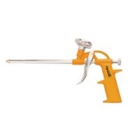 Пистолет для монтажной пены Sparta, корпус металл/пластик, облегченный, 88674