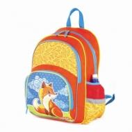 Рюкзак Пифагор+ для учениц начальной школы, Лисичка, 40х30х15 см, 227940