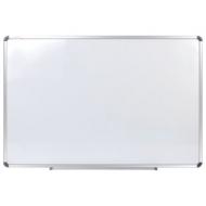 Доска магнитно-маркерная (60х90 см), алюминиевая рамка,  Staff, 235462