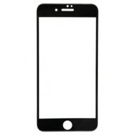 Защитное стекло для iPhone 7 Plus/8 Plus Full Screen (3D), Red Line, черный, УТ000014075