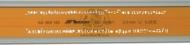 Буквенно-цифровой шаблон Профи, высота надписи 0.25 мм