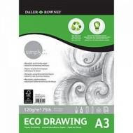 Альбом для рисования Eco Daler Rowney Simply, 120 г/м2, 50 листов
