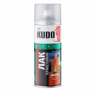 Лак аэрозольный термостойкий (0,52л) KUDO