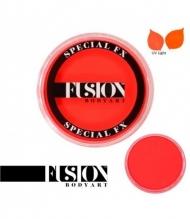 Профессиональный гипоаллергенный аквагрим FUSION поштучно, неоновые цвета, 32 г