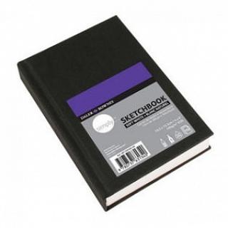 Скетчбук SIMPLY Daler-Rowney, 100г/м2, 10.5х14.8см (А6), 110 листов