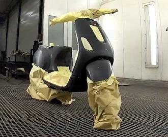 Как я мопед Honda DIO AF28 восстанавливал Часть2 | Пикабу | 270x330