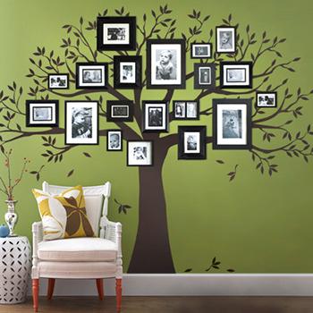 Объемный рисунок на стене своими руками: способы 618