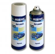 Автомобильная аэрозольная краска Mobihel, алкидная