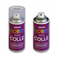 Аэрозольный клей для временной фиксации Hobby Colle Repositionable 150 мл