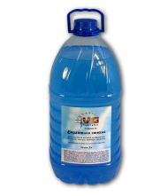 Матирующая жидкость Velvet Glass 5 л