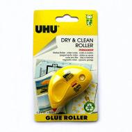 Клеевой роллер UHU Dry&Clean
