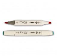 Маркеры для скетчей, набросков, дизайна Touch Twin Brush